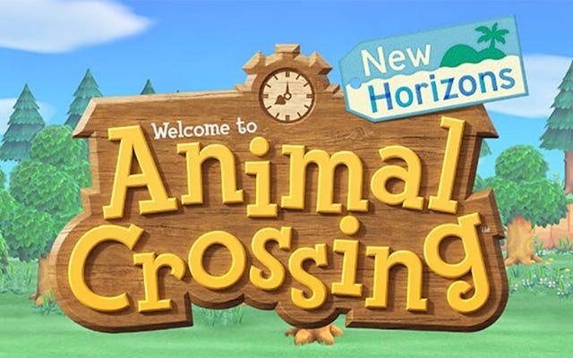 Animal Crossing Build-A-Bear saldrá a la venta esta mañana, podría ser un Clusterfluff [Actualización]