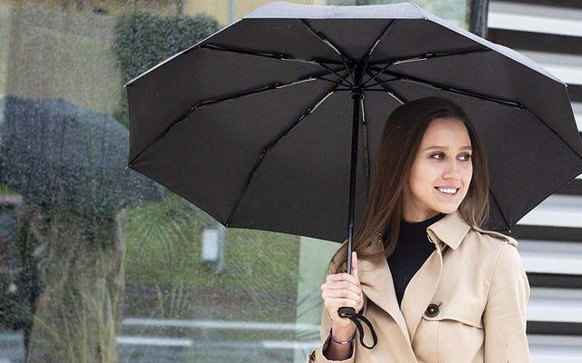 Obtenez cette offre rare sur le parapluie préféré de nos lecteurs