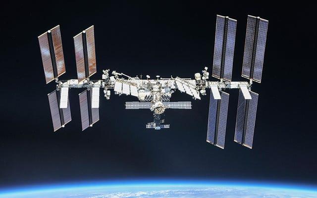 酸素供給システムの故障後の宇宙ステーションの乗組員の安全