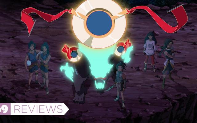 CrunchyrollのOnyxEquinoxは、火と血で鍛えられた神話の物語です