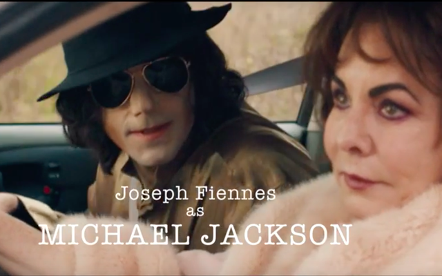 Voici un regard horrifiant sur Joseph Fiennes dans le rôle de Michael Jackson dans Urban Myths