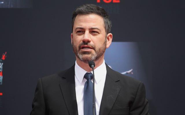 Jimmy Kimmel đi đường cao tốc trong mối thù với Sean Hannity