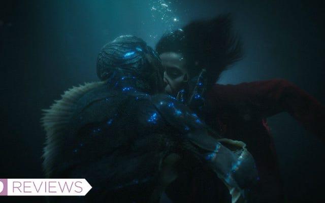 Guillermo del Toro, The Shape of Water Is a Beautiful Love Story Dimana Ceritanya Tidak Penting
