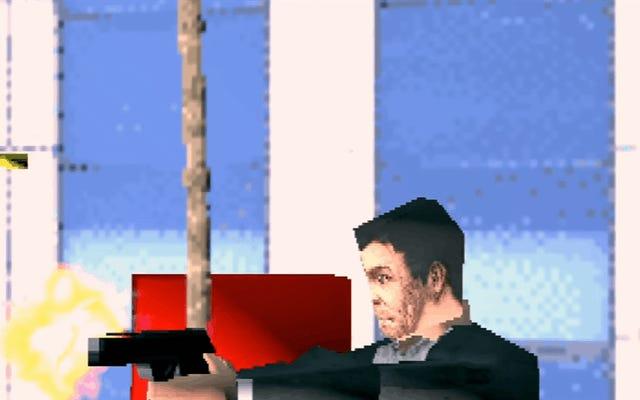 アーティストは、Fallout 4、GTA V、および10年の最高のゲームを、元のPlayStationのものであるかのように再現します。