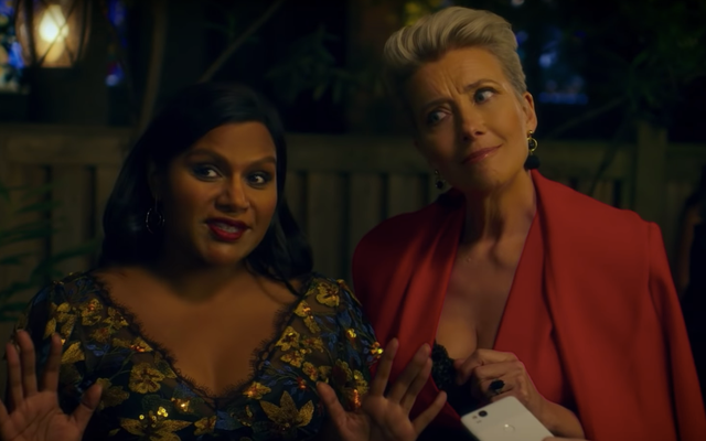 कॉमेडी में महिलाओं की देर रात का प्रतिशोध दृश्य