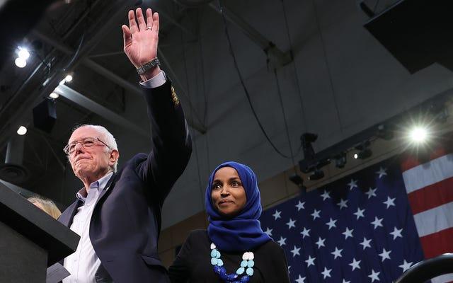 Bernie Sanders và Ilhan Omar giới thiệu dự luật ngừng trợ cấp nhiên liệu hóa thạch