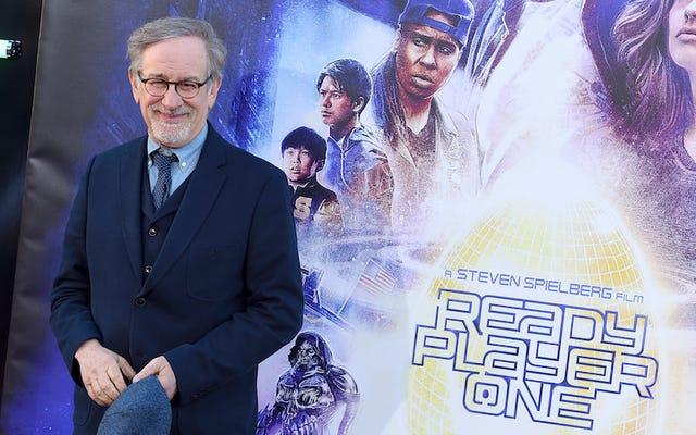 スティーブン・スピルバーグは、ローマのような映画が将来オスカーに到達しないように取り組んでいます