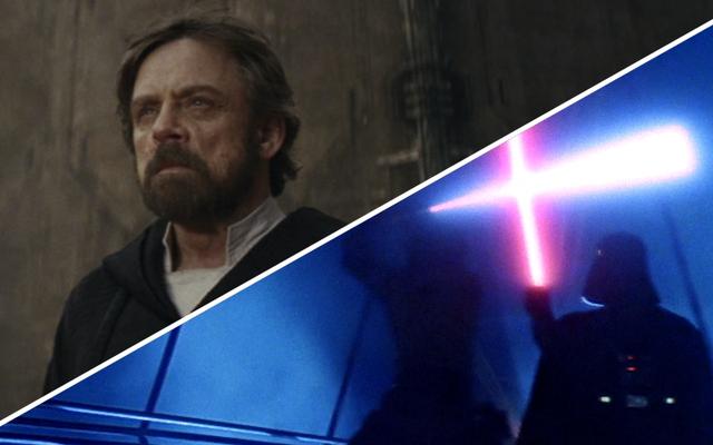 L'Empire contre-attaque et les derniers Jedi partagent un amour pour Star Wars
