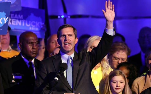Les républicains du Kentucky annulent le veto du gouverneur Andy Beshear aux nouvelles lois sur l'identification des électeurs