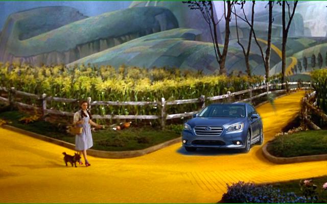 邪悪な魔女から供給されたワイパーのためのほぼ60万台の車を思い出すスバル