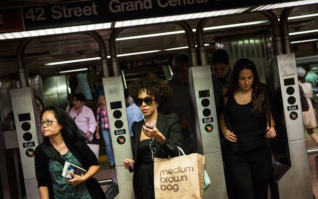 公共交通機関の危機について報告しない方法は次のとおりです