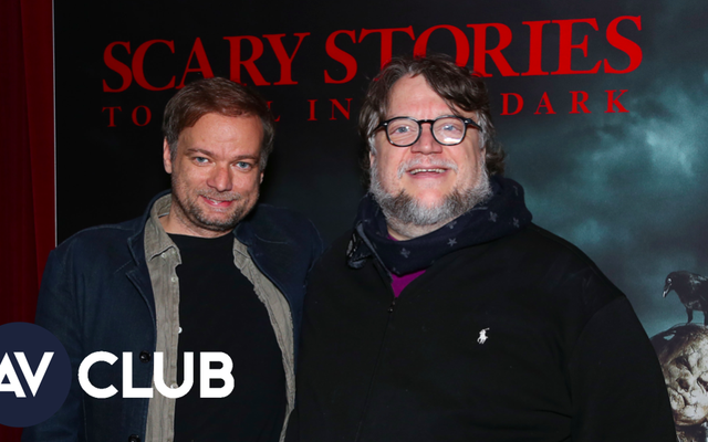 Guillermo del Toro dan André Øvredal tentang Scary Stories dan buku terlarang