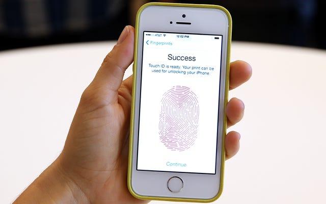 Les flics ne peuvent pas forcer les gens à déverrouiller leur téléphone grâce à la biométrie et aux règles du tribunal