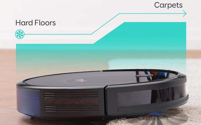 Лучшее предложение на самый мощный роботизированный пылесос Anker [Эксклюзив]
