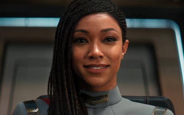 Star Trek: le teaser de la saison 4 de Discovery voit Burnham prendre les commandes