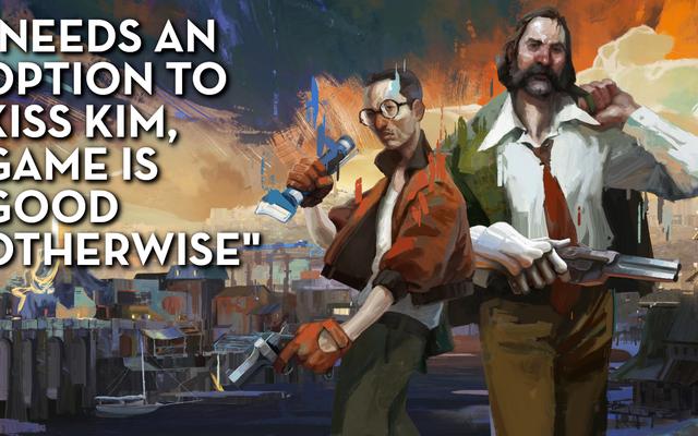 Disco Elysium: The Final Cut, comme le disent les critiques de Steam