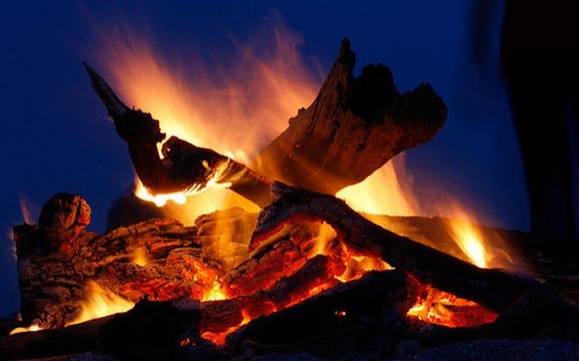 कैसे गर्मियों के सर्वश्रेष्ठ बोनफायर है