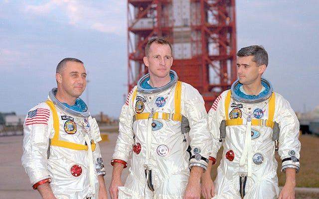 โศกนาฏกรรมของ Apollo 1 ได้เปลี่ยนโฉมอนาคตของ NASA