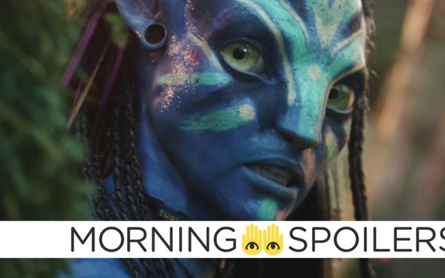 Na'vi trong Pandora của Avatar có thể sẽ đón Giáng sinh