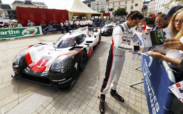 Uno de los pilotos desechados de Porsche en Le Mans ya encontró un nuevo paseo en la Fórmula E