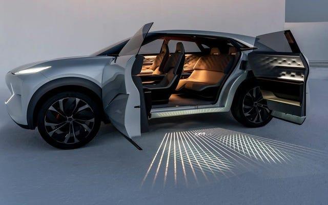 Interior Mobil Modern Sedang Berjuang Untuk Mengimbangi Keandalan Mekanis: Laporkan