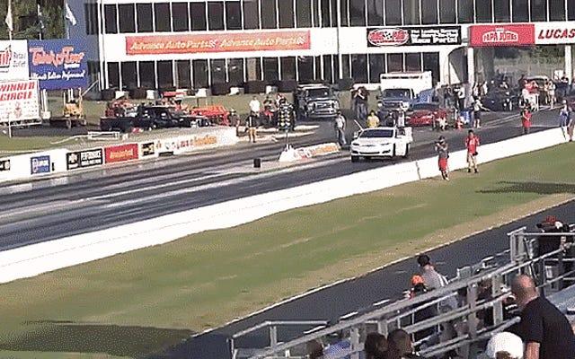 Ecco quanto è più veloce una Tesla Model S P100D spogliata