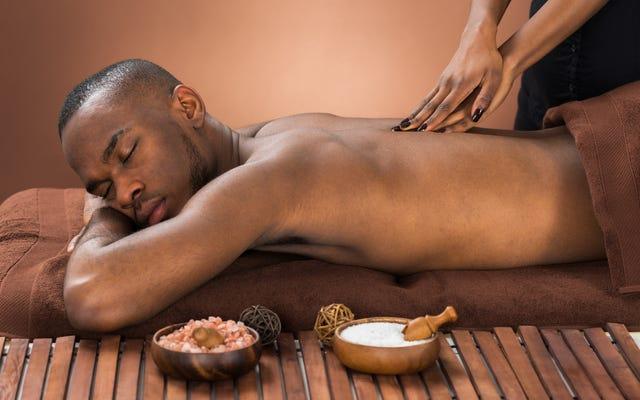 8 pensamientos que tuve mientras recibía mi primer masaje profesional