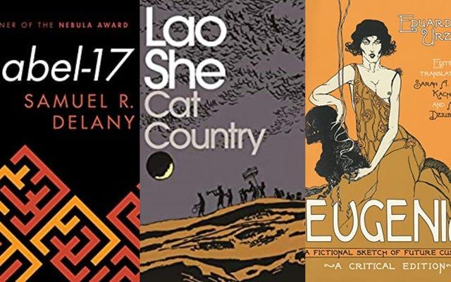8 libros clásicos de ciencia ficción que ofrecen una lectura breve pero provocativa