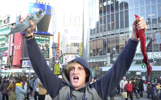 Japonya, Logan Paul'un Tokyo Videosundan da Memnun Değil