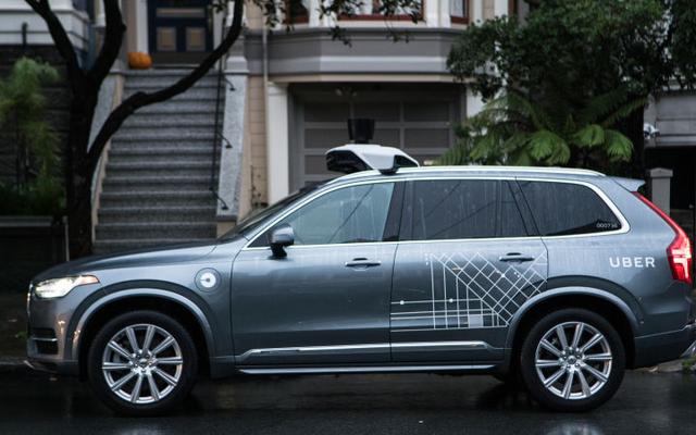 Uber wird die Erlaubnis zum Testen selbstfahrender Autos in Kalifornien nach einem tödlichen Unfall nicht erneuern