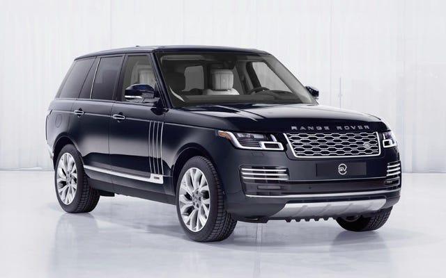 Range Rover Astronaut Edition İşe Geri Dönmesi Gereken Aptallar, Benim İçin, Dünyada
