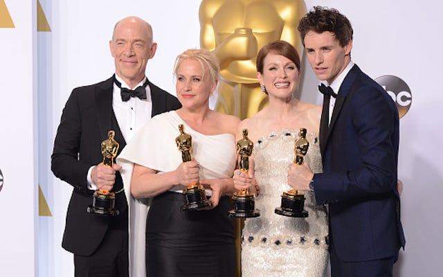 オスカーの有権者は今年も#OscarsSoWhiteの反発を恐れる