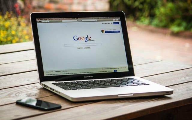 """Google द्वारा """"खोज छवि"""" बटन को पुनर्प्राप्त करने के लिए कैसे खोज परिणामों से हटा दिया"""