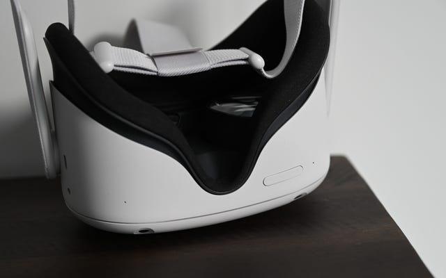 Oculus presto supporterà account multiutente, ma la condivisione di un auricolare VR sembra disgustoso