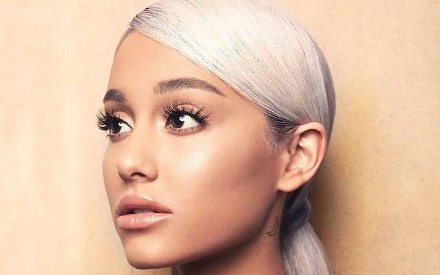 Ariana Grande prend enfin un risque, sur édulcorant