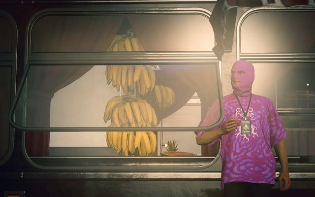 Où trouver chaque banane dans Hitman 3