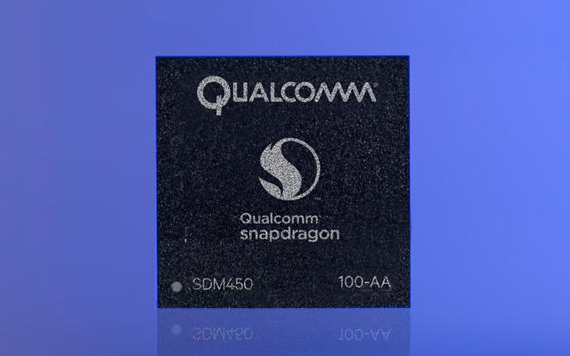 新しいSnapdragon450は、安価な電話に最高のハイエンド機能のいくつかをもたらします
