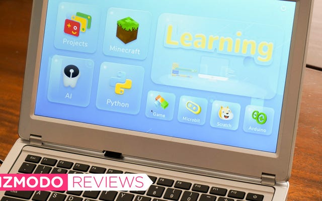 ラップトップに取って代わるものではありませんが、CrowPi2は強力な学習ツールです