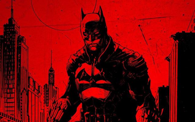 ここに彼は、バットマンです