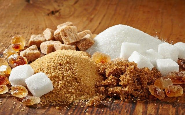 新しい栄養表示は、あなたが実際に食べている砂糖の量を明らかにします