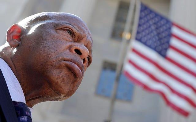 Le représentant John Lewis, icône des droits civiques et dernier orateur vivant à la marche sur Washington, est décédé