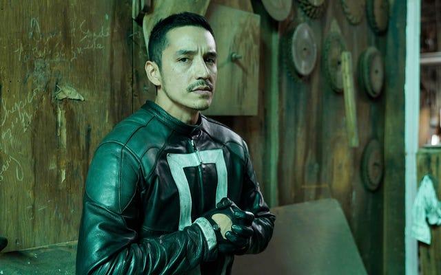 Ghost Rider della Marvel si schianta e brucia a Hulu
