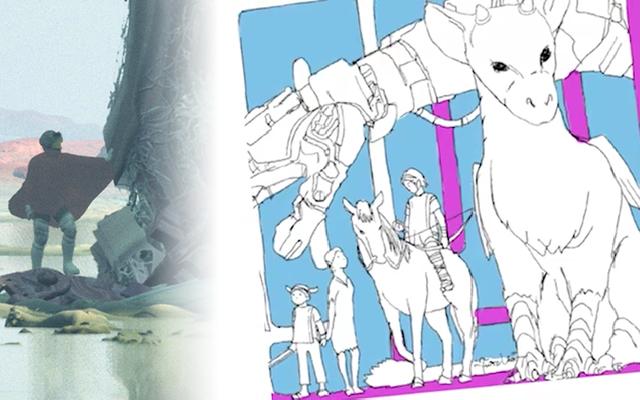 Lễ kỷ niệm năm mới của Fumito Ueda bao gồm việc trêu chọc trò chơi tiếp theo của Studio của anh ấy