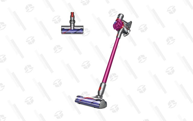 Cut the Cord on Cleaning: Dyson's V7 Fluffy is $ 150 off at Newegg