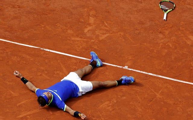 Rafael Nadal'ın Yaptığını Hiç Kimse Yapmayacak