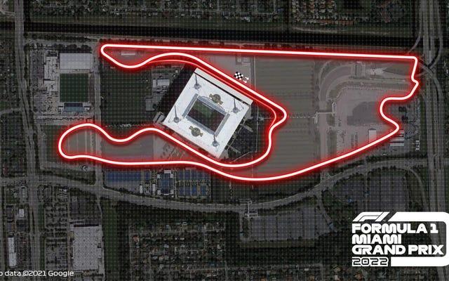 確認済み:F1マイアミグランプリは2022年に開催されます