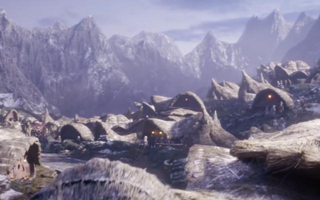 Новый трейлер Dark Crystal почему-то даже великолепнее предыдущего