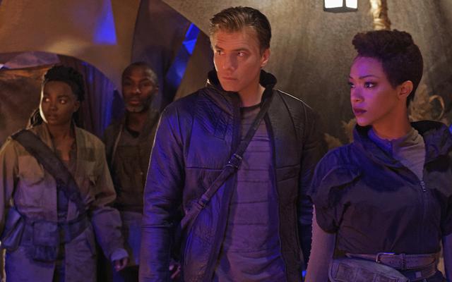 One Week in, dan Star Trek: Discovery Mungkin Sudah Menghancurkan Kapten Barunya