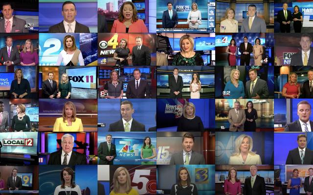 สถานีข่าวท้องถิ่นต่อต้านการปกครองของซินแคลร์อย่างไร