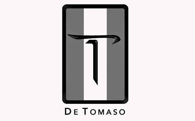 デ・トマソは現在、英国で登録商標です